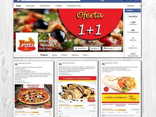 Proiecte Social Media
