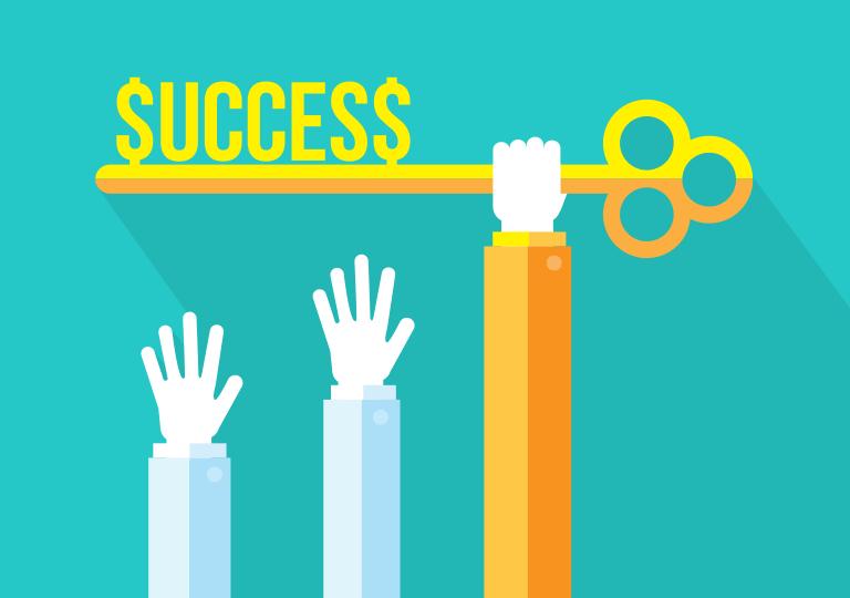 Cheia succesului în mediul online