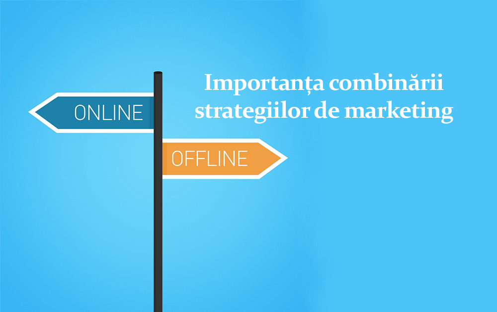Marketing online si offline