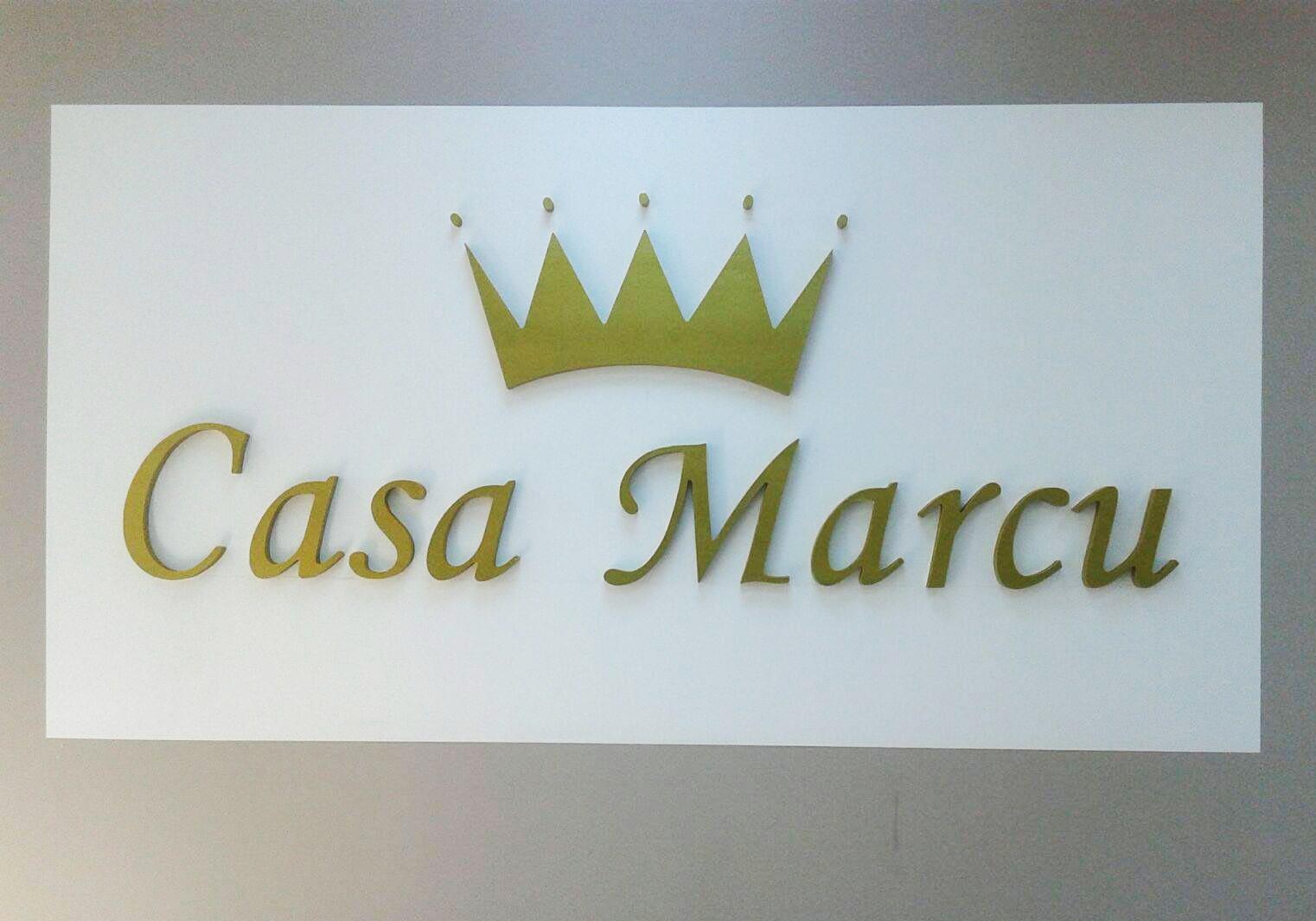 litere volumetrice Casa Marcu