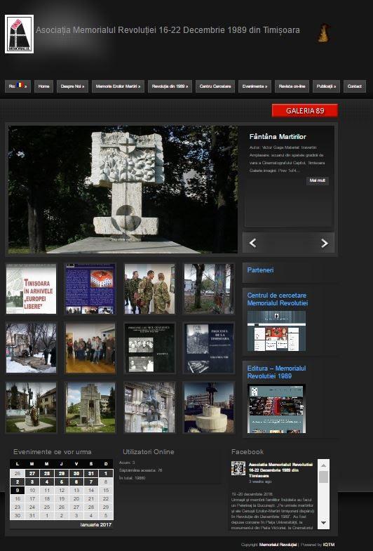 memorialul revolutiei
