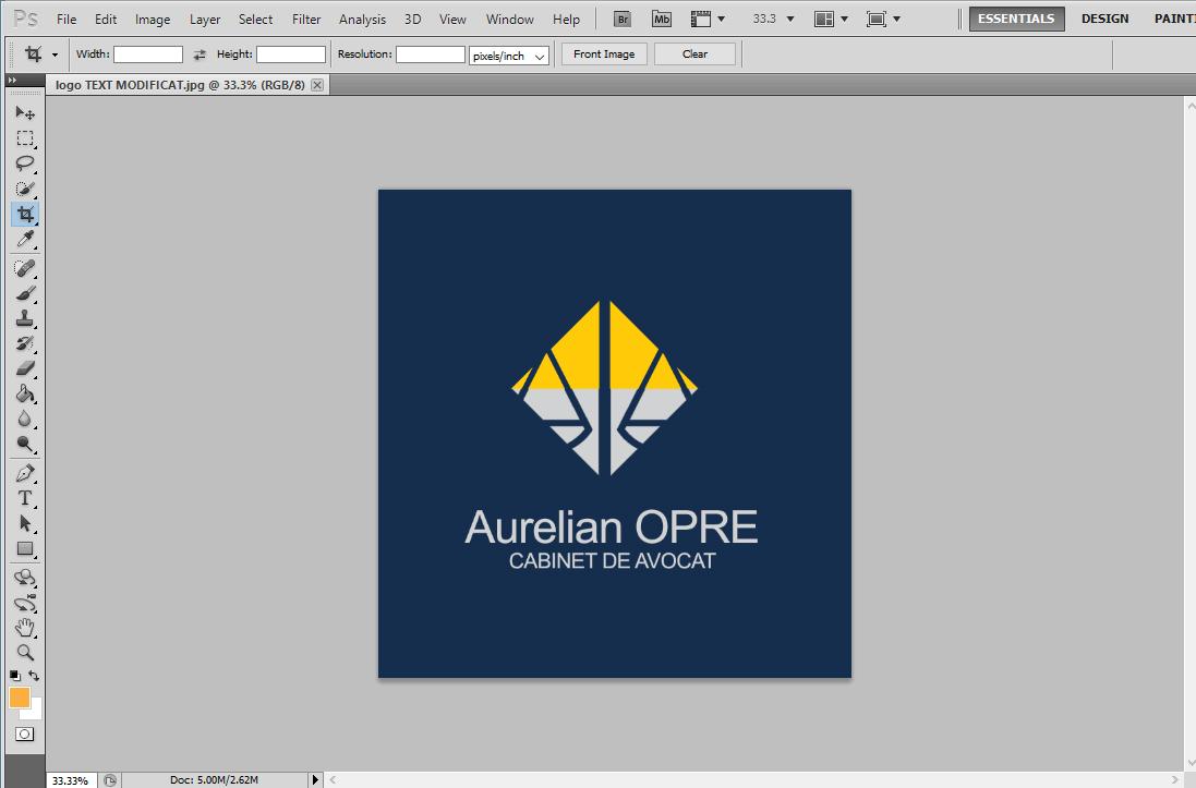 grafica logo opre